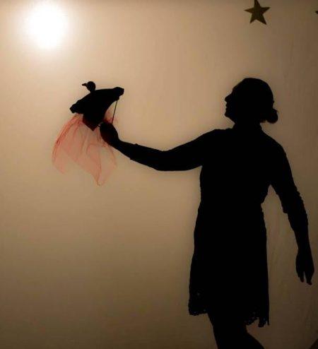 Spectacle pour les tous petits : Douceur d'ombres