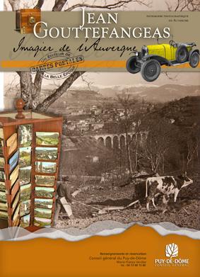 Exposition Jean Gouttefangeas, imagier de l'Auvergne