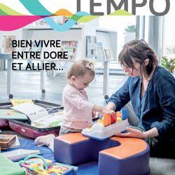 Le nouveau magazine Tempo est disponible !