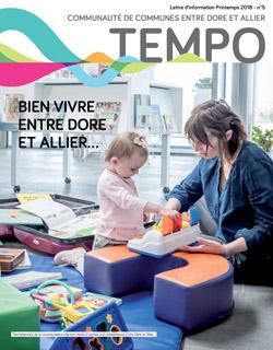 TEMPO N°5 - Printemps 2018