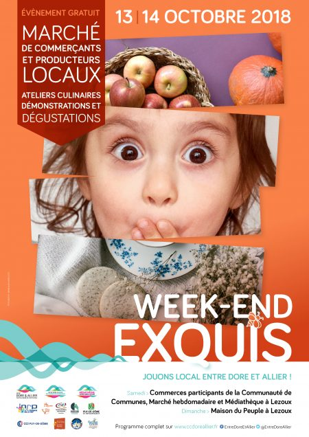 Week end exquis
