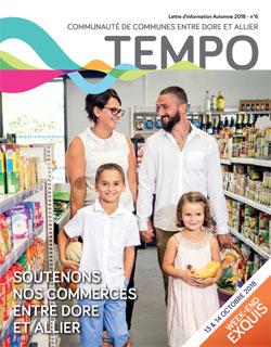 TEMPO N°6 - Automne 2018