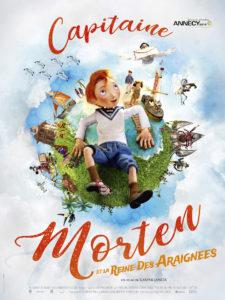 Ciné-goûter : Capitaine Morten et la reine des araignées