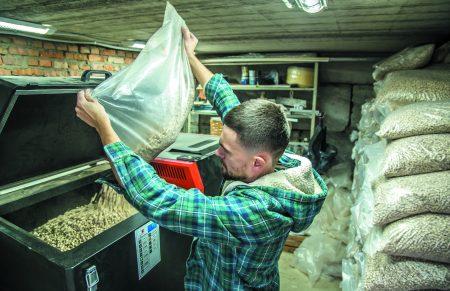 Habitat : aide à l'installation d'une chaudière à bois