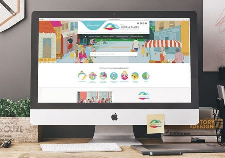 Nouveau : vos commerces en ligne