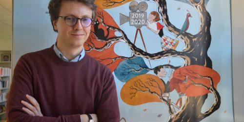 L'illustrateur thiernois Alexis Bruchon expose à la médiathèque en février