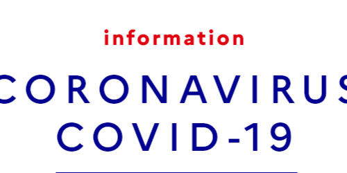 COVID- 19 : toutes les infos