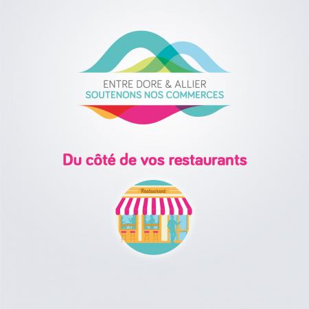 Les restaurants se mobilisent
