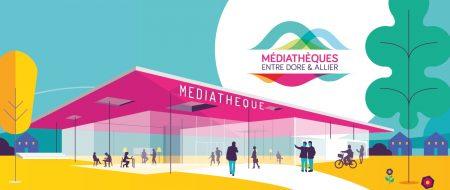 Réouverture de la  médiathèque et de points médiathèque