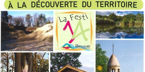 1ère édition d'un évènement majeur sur la com com : la Festi 14 !
